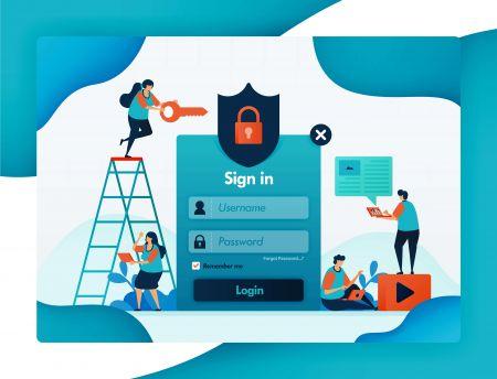 Come registrarsi e accedere all'account in Binarium