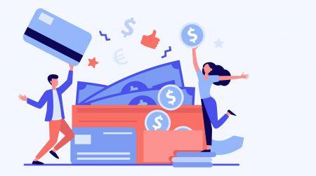 Come aprire un conto e prelevare denaro su Binarium