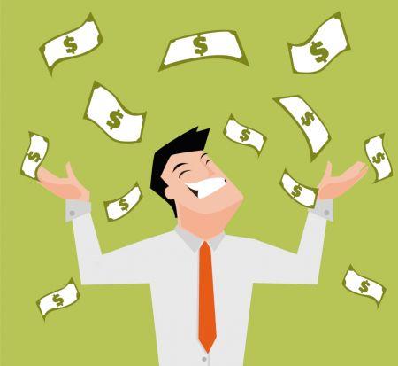 Earn with compounding on Binomo