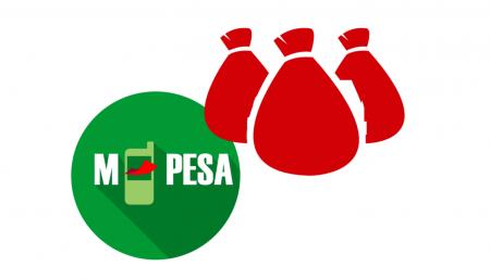 케냐(M-Pesa)를 통한 Binomo의 예금 자금