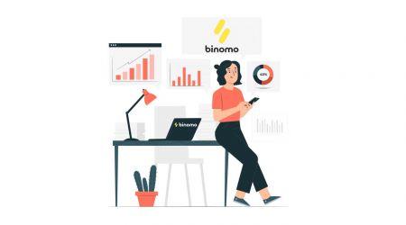 Cara Deposit dan Trading di Binomo