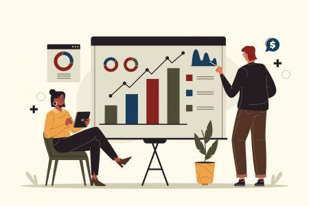ExpertOption پر فاریکس کو رجسٹر اور تجارت کا طریقہ