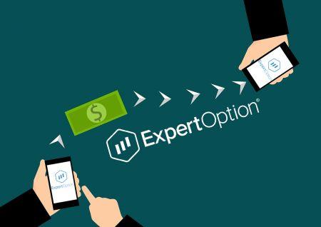 Wie man Geld von ExpertOption abhebt