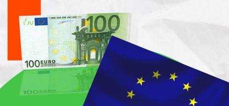 Pending orders for EUR/USD