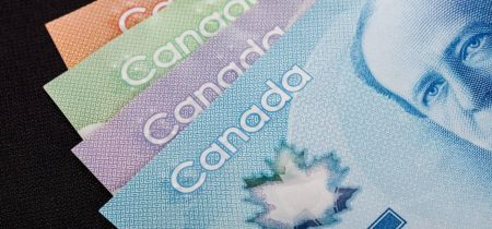 The CAD May Rise on Economic Data