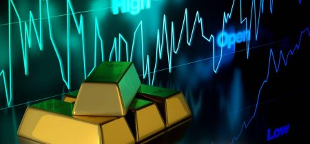 Gold dropped, market awaits Fed meeting on Wednesday