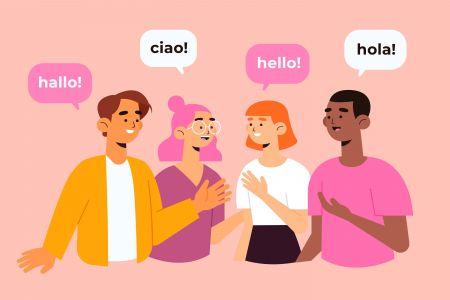 Supporto multilingue IQcent