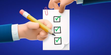 A Trading Checklist to Prevent Mistakes