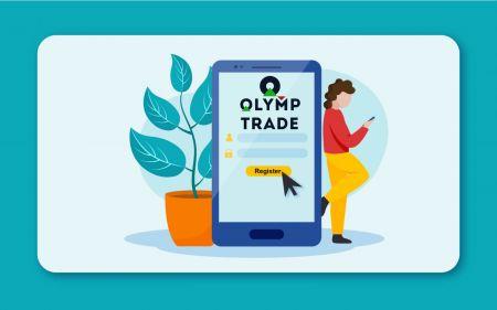 So registrieren Sie ein Konto bei Olymp Trade