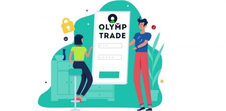 So eröffnen Sie ein Demokonto bei Olymp Trade