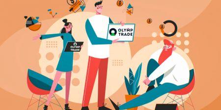 So handeln und Geld von Olymp Trade abheben