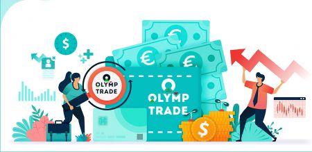 Wie man Geld bei Olymp Trade einzahlt