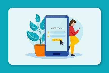 Come registrarsi e accedere all'account in Pocket Option