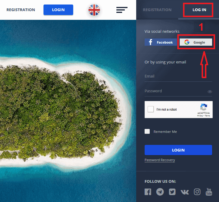 How to Log in Pocket Option on the Web and Mobile Apps?